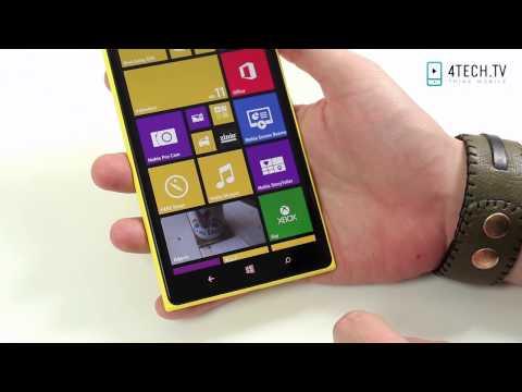 Nokia Lumia 1520 - recenzja phabletu z Windows Phone