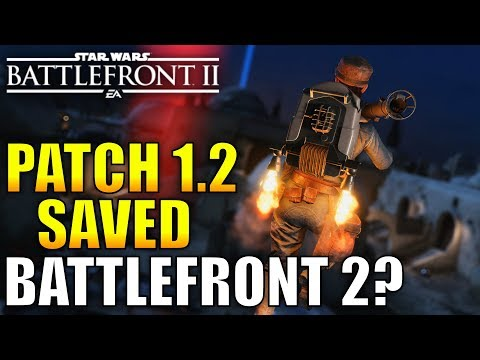 Has Patch 1.2 Saved Battlefront 2? - Star Wars Battlefront 2