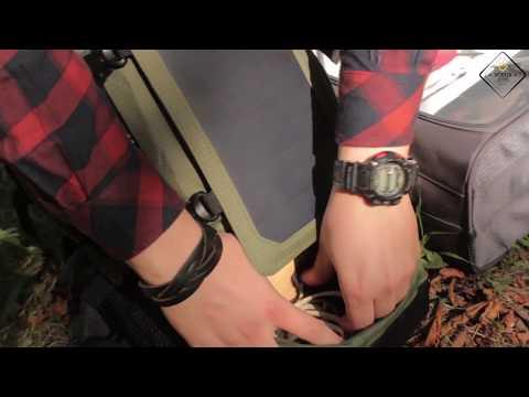 Новинка! Рюкзак с солнечной батареей VobraBag от компании VobraGoods™