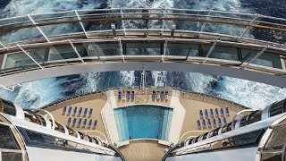 Take a ship tour of the revolutionary MSC Seaside - now sailing in ...