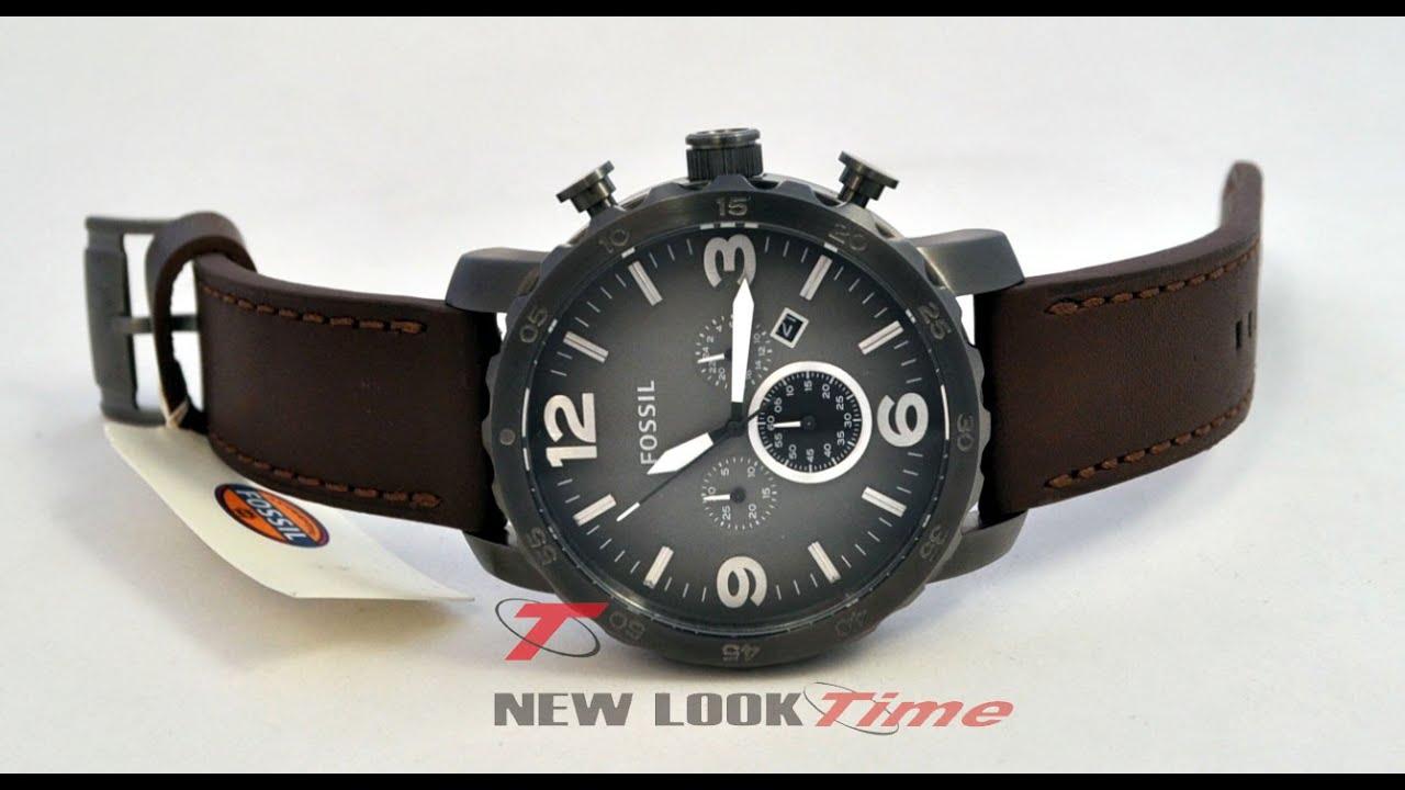 f89ca487964 Relógio FOSSIL masculino FJR1424 Z - YouTube