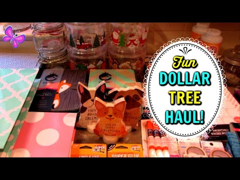 DOLLAR TREE HAUL! New Fun Finds! October 9, 2019 | LeighsHome