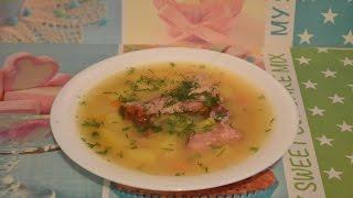 Гороховый суп (Вкусняшки от Ксюняшки)
