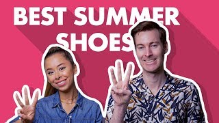 Top 3 Men's Shoes For Summer