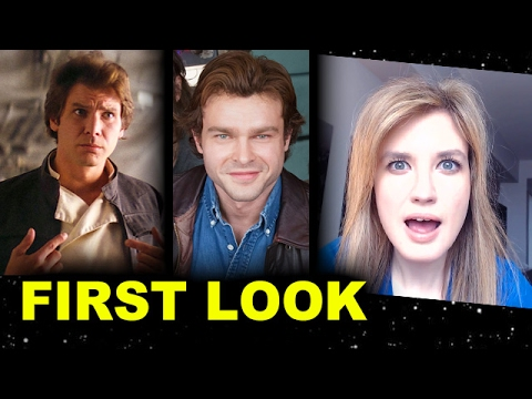 Alden Ehrenreich as Han Solo FIRST LOOK - YouTube