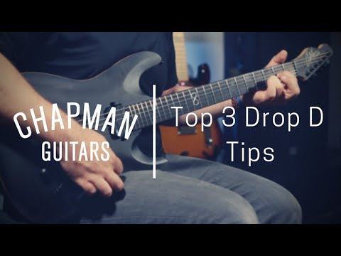 Rabea Massaad's Top 3 Drop D Tips - Chapman Guitars