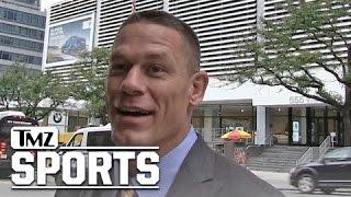 جون سينا يدعم عودة سي إم بانك لـ WWE؟ شاهد رأيه حول واحد من أعتى خصومه