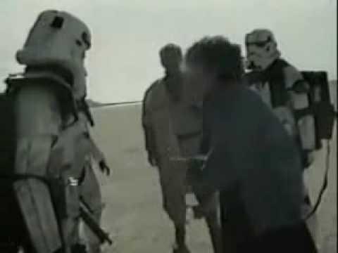 Fusion Star Wars Parody Ad by EssayBee