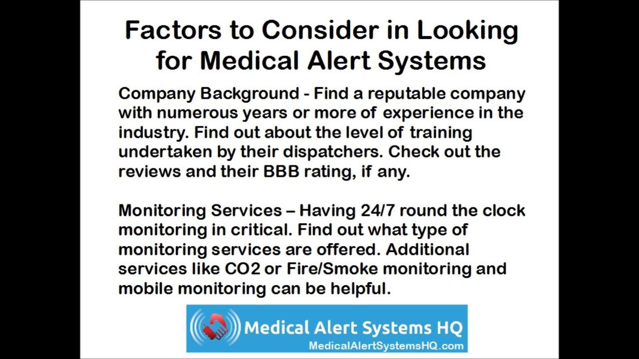 Senior Medical Alert Systems Overview Basics Amp How To