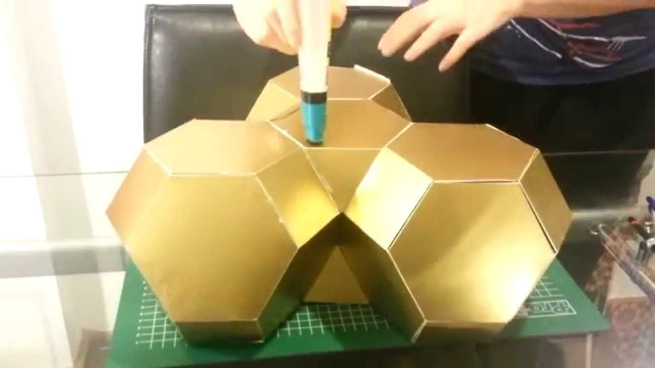 How To Create Gift Box With Polygons Youtube