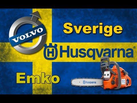Kamion King - Švedjanin Emko