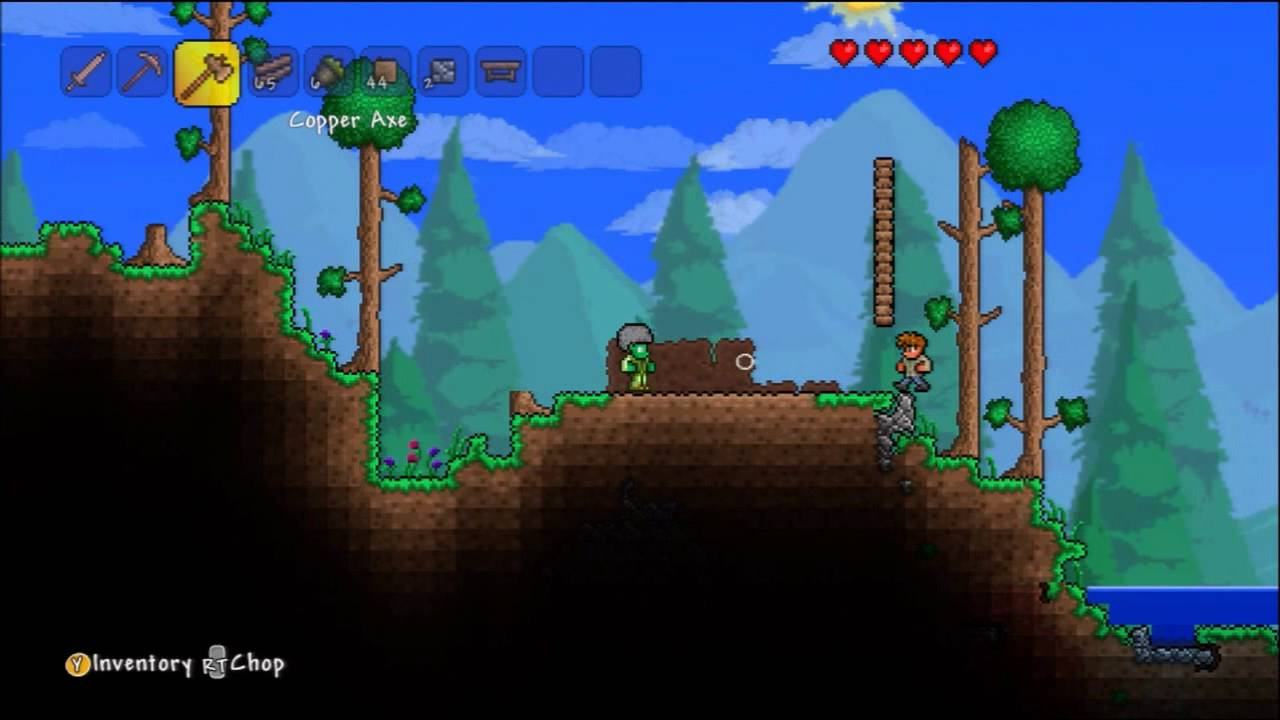 Ultimate guide for terraria mods, maps,walkthrough,crafting.