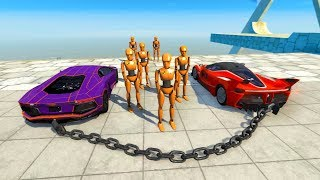 High Speed Jumps/Crashes BeamNG Drive Compilation #8 (Beamng Drive Crashes)