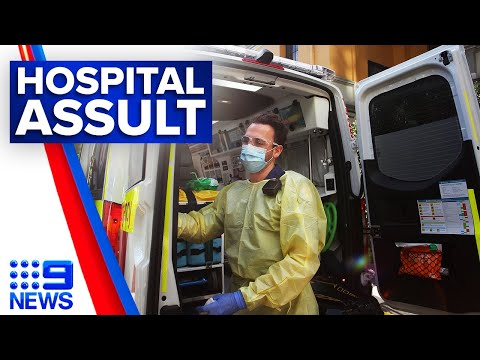 Concerns for hospital staff as violent incidents increase   9 News Australia