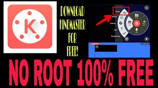 How to download Kinemaster mod apk(without root)||Tech Logic||