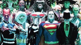 8 Insane Alternate Versions Of The Justice League You Won't Believe Exist