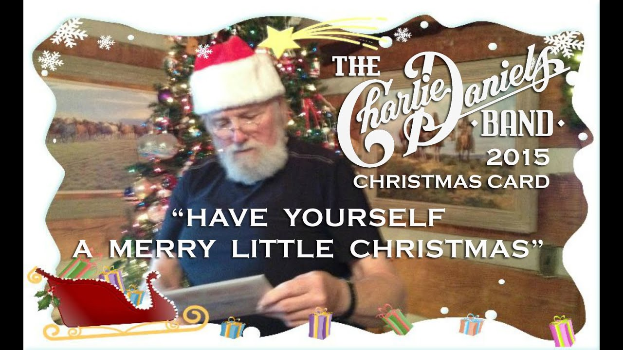 Have Yourself a Merry Little Christmas - CDB Christmas Card 2015 ...