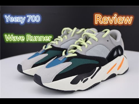 Adidas Yeezy Boost 700 Wave Runner Review - YouTube ba4dce48c65