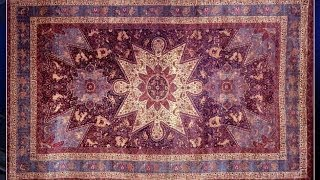 Armenian Orphans Rug given to US President Calvin Coolidge on December 4, 1925,