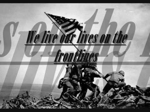 pillar frontline lyrics