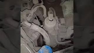 Замена подшипника ролика натяжителя на Honda Airwave