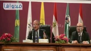محافظ المنيا يشهد ندوة