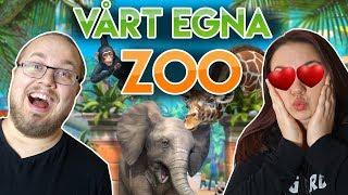 Öppna för info om videon! Spelet heter Zoo Tycoon (ultimate animal ...