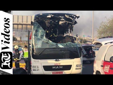 Eid Bus Crash: Here's How It Happened