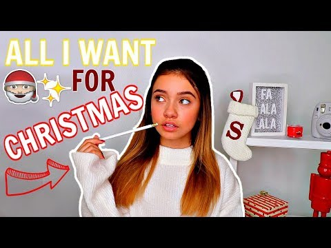 Christmas 2018 Wishlist | Teen Gift Guide Ideas 🎁