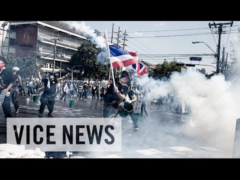 A Civil War in Thailand?: Bangkok Rising