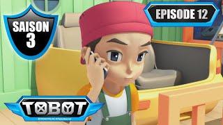 Tobot - Tobot contre Tobot | Episode 12, Saison 3 | Episode en intégralité