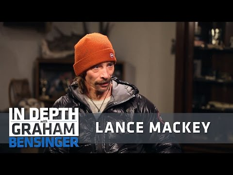 Lance Mackey: Spent $100,000year on drugs & booze