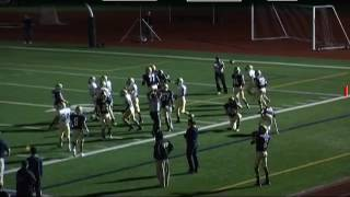 Colonials Football @ Lexington 9/21/12