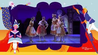 Ballet for Kids: Storytime Coppélia
