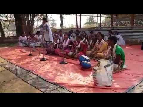 Shiv tandava Stotram-Chanting By Tea Garden children