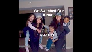 Download TWIN MOMS SWITCH CHILDREN PRANK!!! Mp3 and Videos