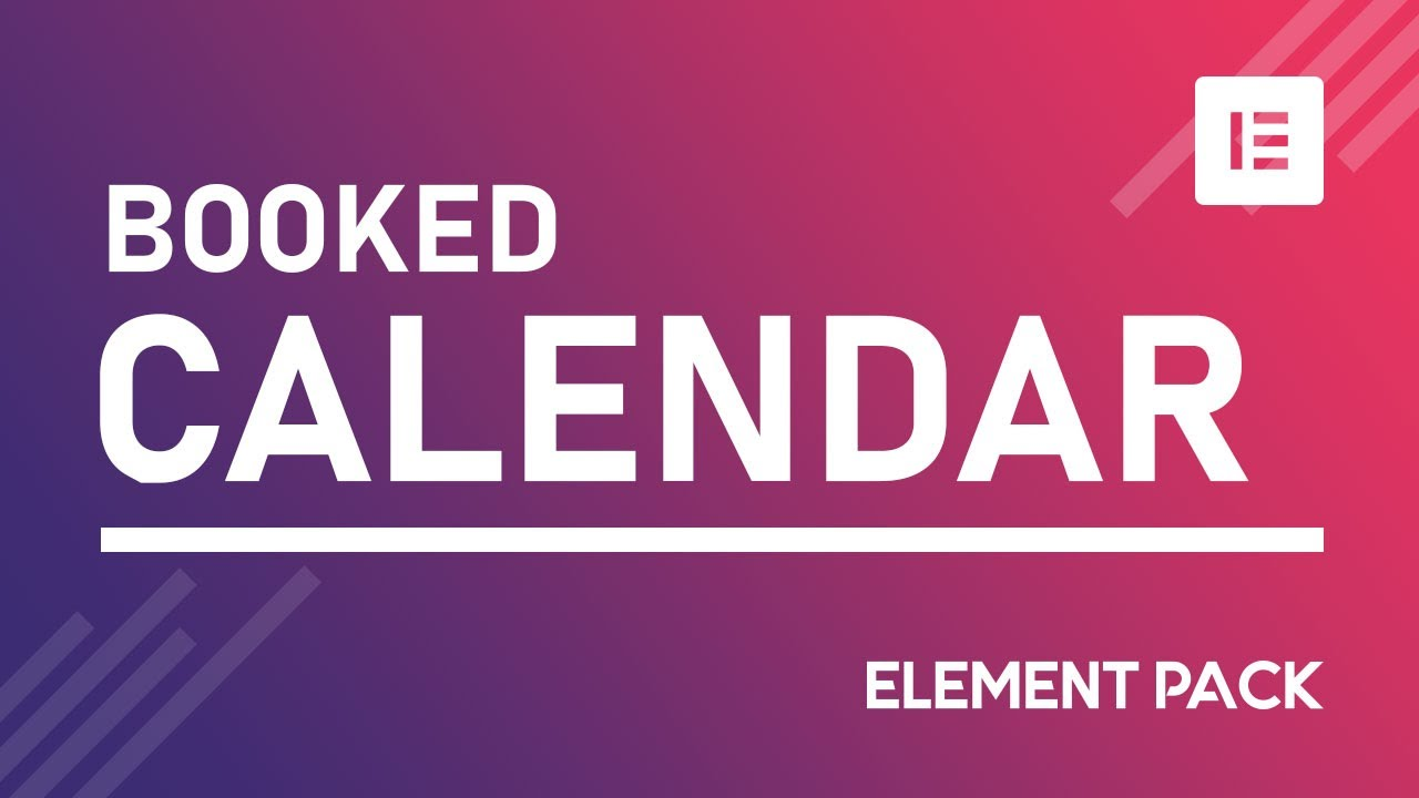 Acalendar Anleitung how to use booked calendar widgetelement pack