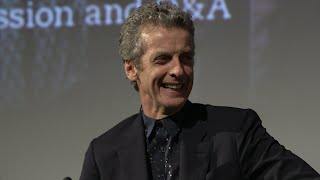 Peter Capaldi on becoming Doctor Who | BFI
