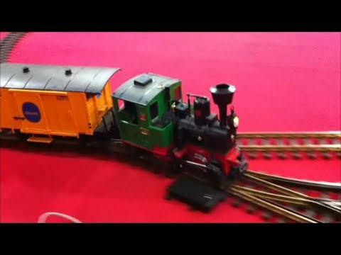 Train playmobil lectrique 2013 d monstration youtube - Train playmobil ...