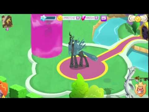 My Little Pony: Friendship is Magic Game - Canterlot Wedding Cheat Playthrough,...