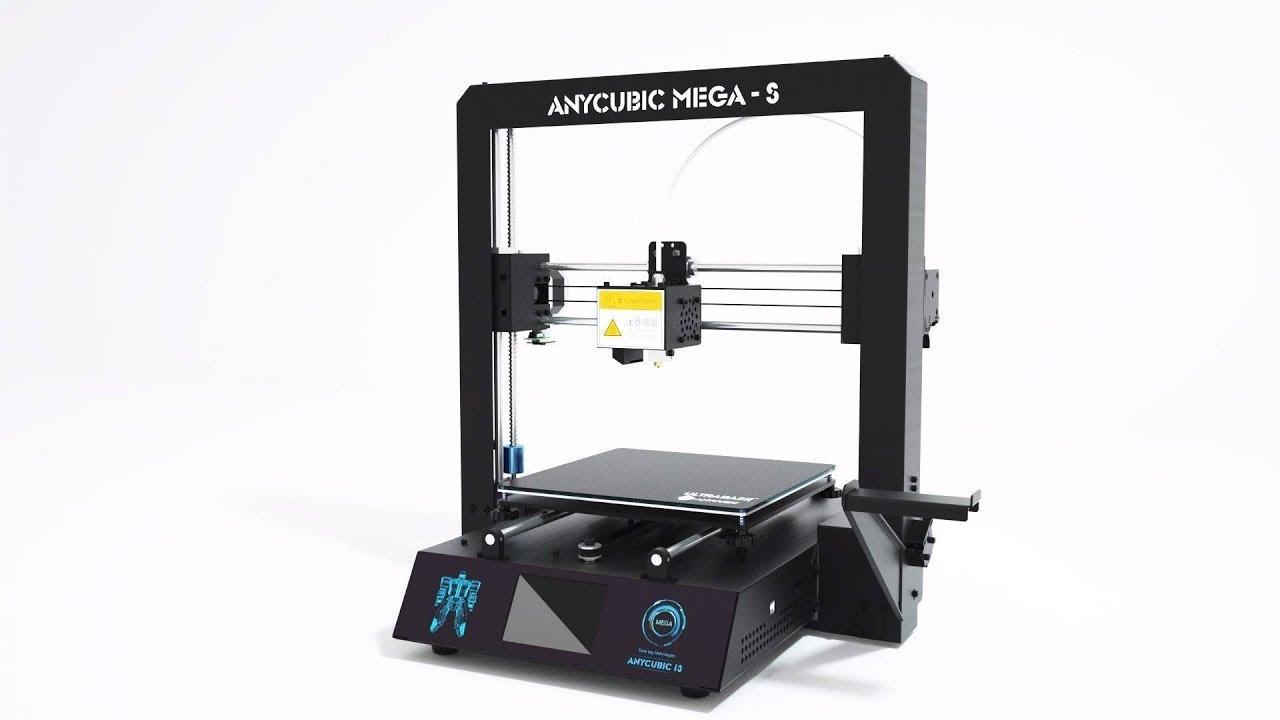 Anycubic i3 Mega S FDM 3D Printer – ANYCUBIC 3D Printing