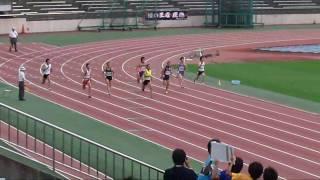 宮崎久 20.98(+2.6) 2009/7/5神奈川県選手権 男子200m決勝