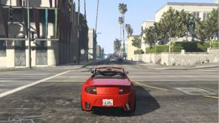 Grand Theft Auto V - PC Gameplay - LOWEST SETTINGS