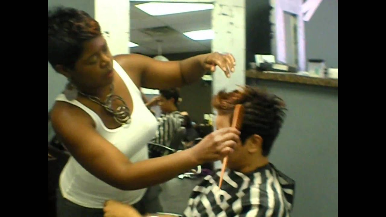 diva styles salon dallas tx before and afters of clients video 1