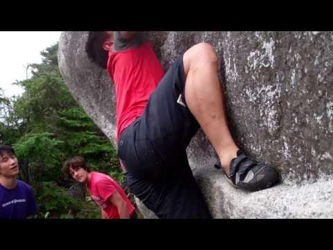 A Bouldering Trip to Halifax, Nova Scotia 2012