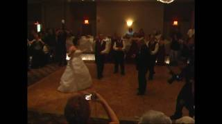 Rock The Reception: First Dance: Jason and Stacy 2009