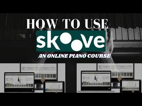 How To Use Skoove : Learn To Play Piano Easily with Skoove Piano Course