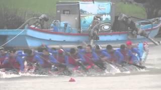 2013臺北國際龍舟錦標賽決賽5至8名賽 義泳男子龍舟隊