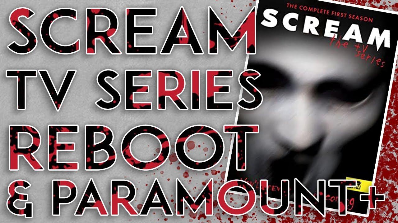 Download SCREAM - TV Series Reboot Coming To Paramount+