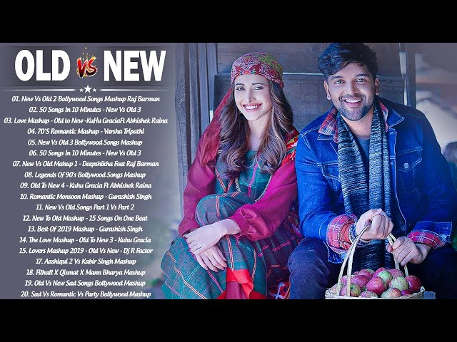 Old Vs New Bollywood Mashup Songs 2020 New Hindi Songs Mashup 2020 Romantic Mashup Indian Songs Top Trending Tv All your favourite songs mashed up with your other favourite songs. old vs new bollywood mashup songs 2020